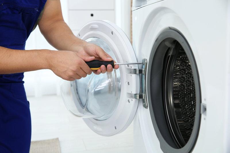 wasmachine reparatie laren